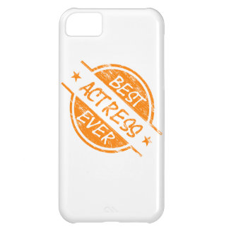 Best Actress Ever Orange.png iPhone 5C Covers