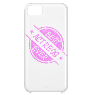 Best Actress Ever Pink.png iPhone 5C Covers
