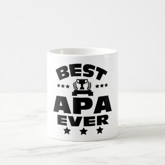 BEST APA EVER COFFEE MUG