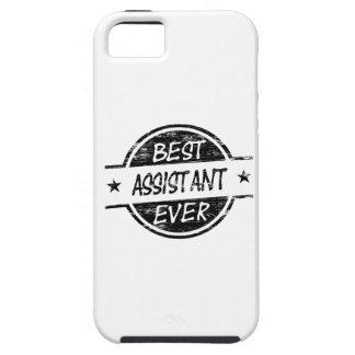 Best Assistant Ever Black iPhone 5 Case