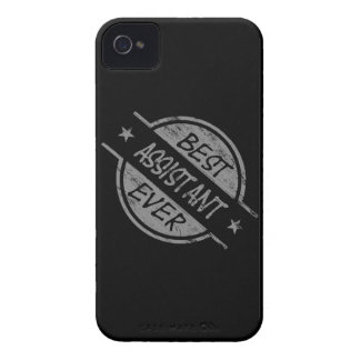 Best Assistant Ever Gray iPhone 4 Cover