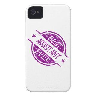 Best Assistant Ever Purple Case-Mate iPhone 4 Case