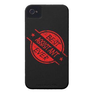 Best Assistant Ever Red Case-Mate iPhone 4 Case
