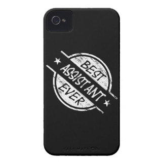 Best Assistant Ever White iPhone 4 Case-Mate Case