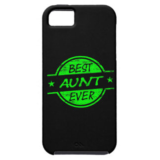 Best Aunt Ever Green iPhone 5 Covers