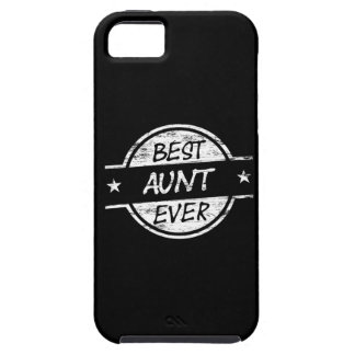 Best Aunt Ever White iPhone 5/5S Case