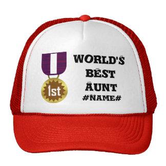 Best Aunt Trucker Hat