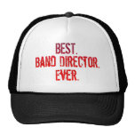 Best. Band Director. Ever. Cap