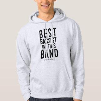 Best Bassist (probably) (blk) Hoodie