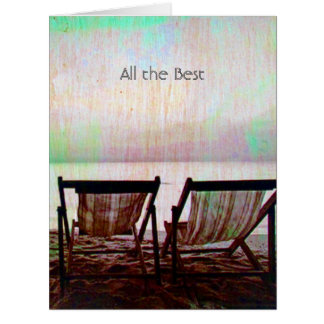 best beach chairs big card