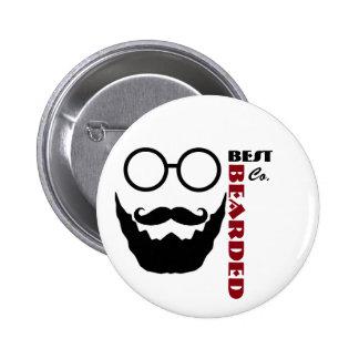 Best Bearded Button