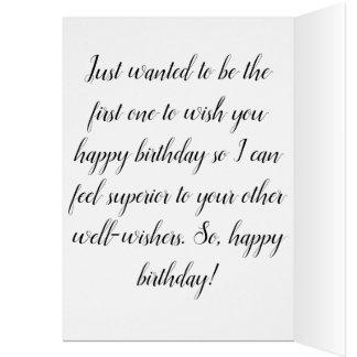 best beautiful amazing birthday greeting card