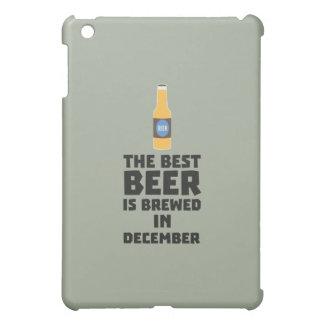 Best Beer is brewed in December Zfq4u iPad Mini Cases
