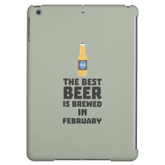 Best Beer is brewed in February Z4i8g