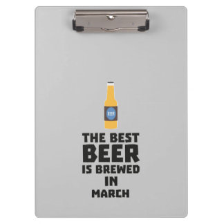 Best Beer is brewed in March Zp9fl Clipboard