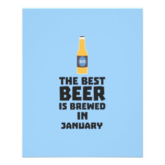 Best Beer is brewed in May Z96o7 11.5 Cm X 14 Cm Flyer