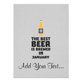 Best Beer is brewed in May Z96o7 Card