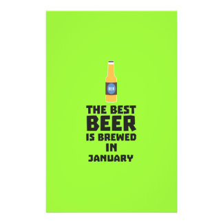 Best Beer is brewed in May Z96o7 Flyer