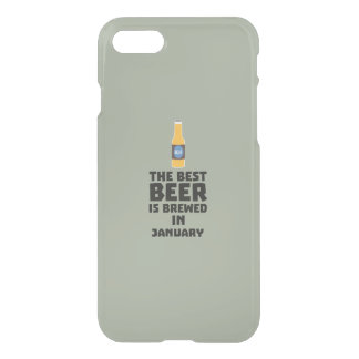 Best Beer is brewed in May Z96o7 iPhone 8/7 Case