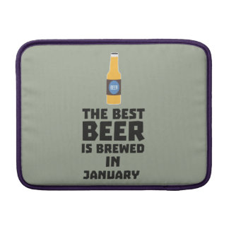 Best Beer is brewed in May Z96o7 MacBook Sleeve