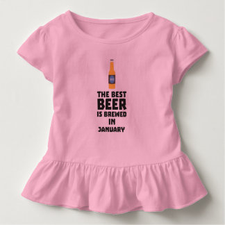Best Beer is brewed in May Z96o7 Toddler T-Shirt