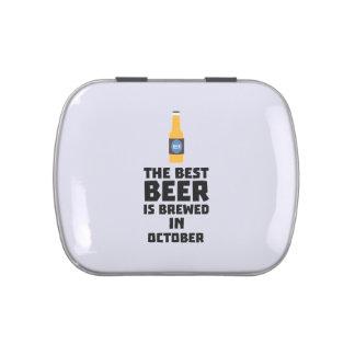 Best Beer is brewed in October Z5k5z Jelly Belly Tins