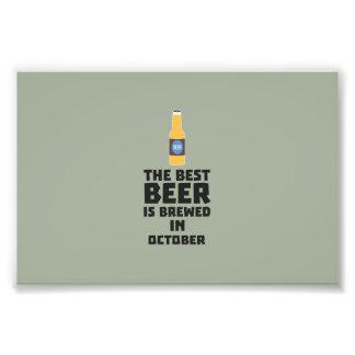 Best Beer is brewed in October Z5k5z Photo Art