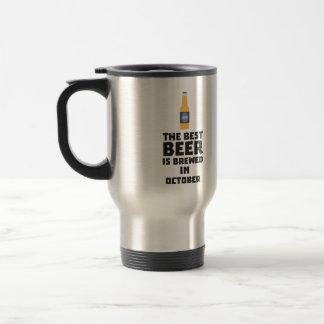 Best Beer is brewed in October Z5k5z Travel Mug