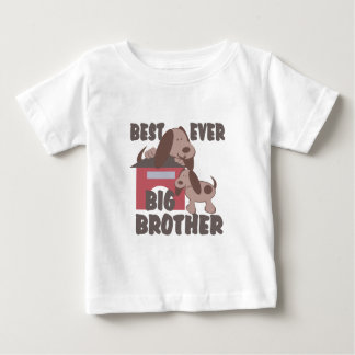 Best Big Brother Ever Baby T-Shirt