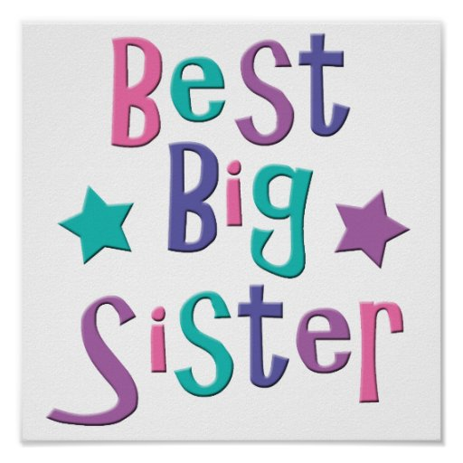 Best Big Sister Posters