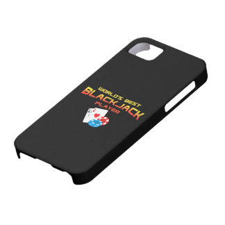 Best Blackjack Player iPhone 5 Cover