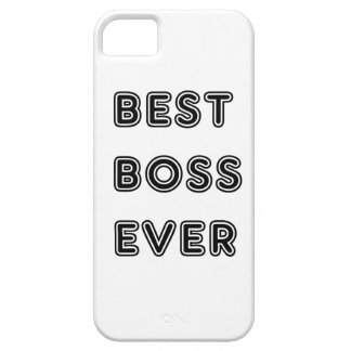 Best Boss Ever Case For The iPhone 5