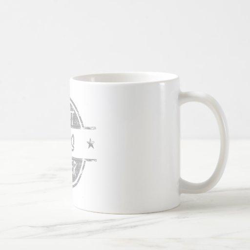 Best Boss Ever Gray Coffee Mugs