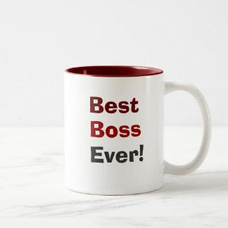 Best Boss Ever! Coffee Mugs