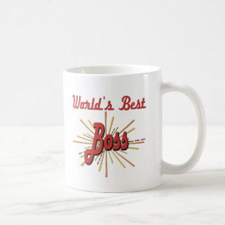 Best Boss Gifts Basic White Mug
