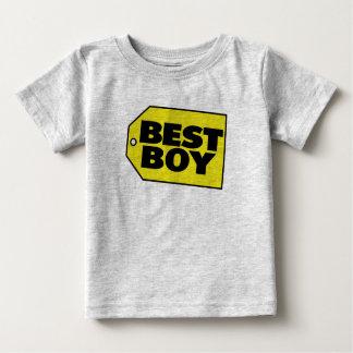 Best Boy Baby T-Shirt