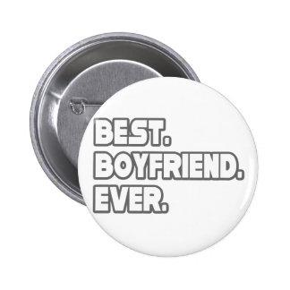Best Boyfriend Ever 6 Cm Round Badge
