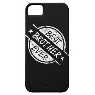Best Brother Ever White Barely There iPhone 5 Case
