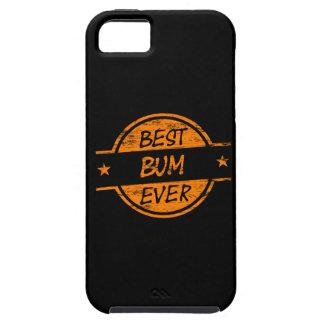 Best Bum Ever Orange iPhone 5/5S Covers