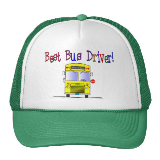 Best Bus Driver Gifts Cap