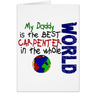 Best Carpenter In World 2 (Daddy) Cards