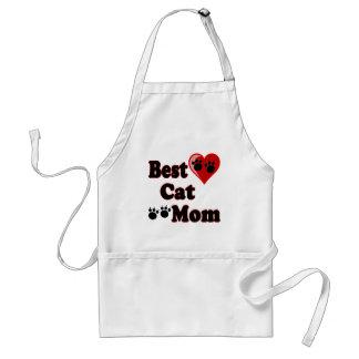 Best Cat Mom Merchandise for Mother's Standard Apron