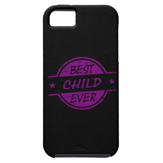Best Child Ever Purple iPhone 5 Covers