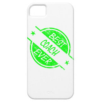 Best Coach Ever Green iPhone 5 Cover