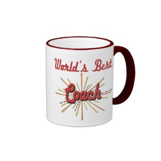 Best Coach Gifts Coffee Mugs