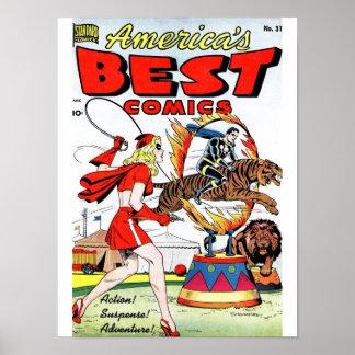 Best Comics #31 Poster