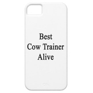 Best Cow Trainer Alive iPhone 5 Covers