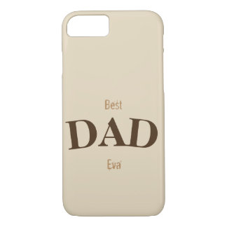 Best Dad Eva Phone cover
