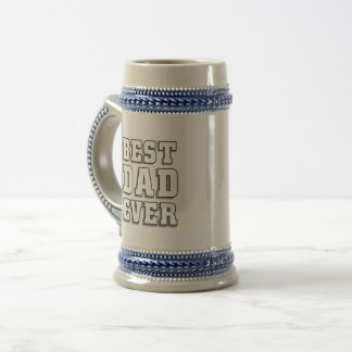 Best Dad Ever Beer Stein