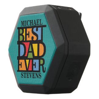 BEST DAD EVER custom name speaker
